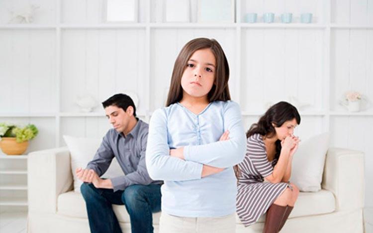 Развод с детьми - помощь юриста