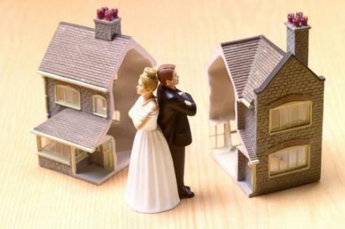 Как делится имущество при разводе без суда