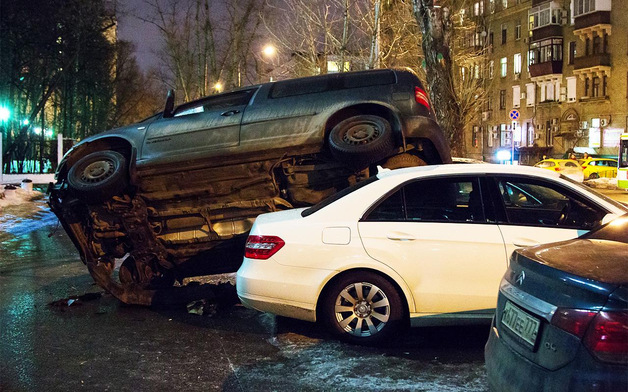 Повреждение авто во время стоянки — ДТП ли это?